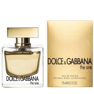 dolce gabbana the one edp for women 2