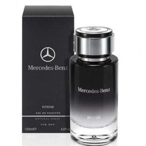 Mercedes Benz intense 2