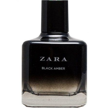 zara black amber edt 1