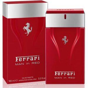 Ferrari Man in Red فراری من این رد