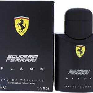 Ferrari Scuderia Black فراری اسکادریا بلک