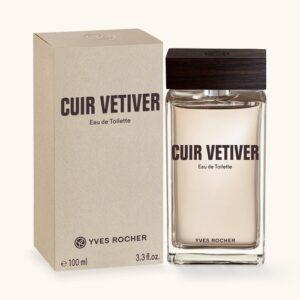 Yves Rocher Cuir Vetiver ایو روشه کویر وتیور