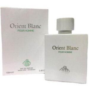 Fragrance World Orient Blanc فراگرنس مشابه بو لاگوست سفید