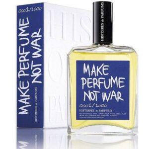 Make Perfume Not War هیستویرز د پارفومز میک پرفیوم نات وار