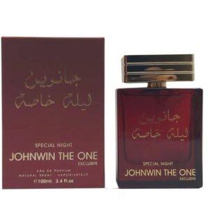 Johnwin The One جانوین د وان