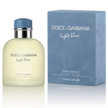 D&G Light Blue Pour Homme دولچه گابانا لایت بلو مردانه