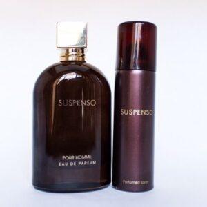 fragrance world suspenso edp men