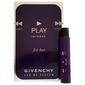 Givenchy Play Intense For Her 1ml