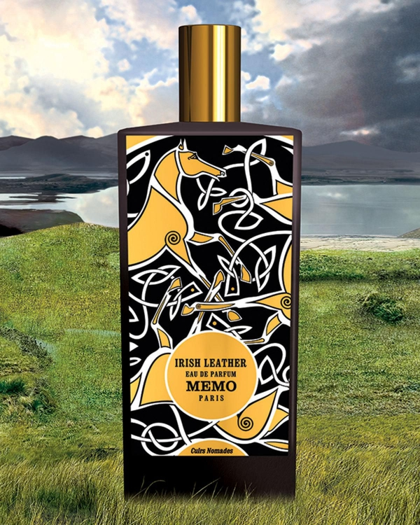 Irish Leather by Memo for Unisex Eau de Parfum