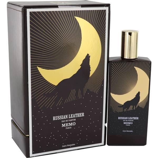 Russian Leather by Memo for Unisex Eau de Parfum 1