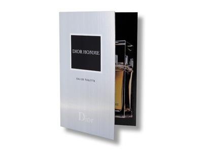 Dior Homme edt 1 ml
