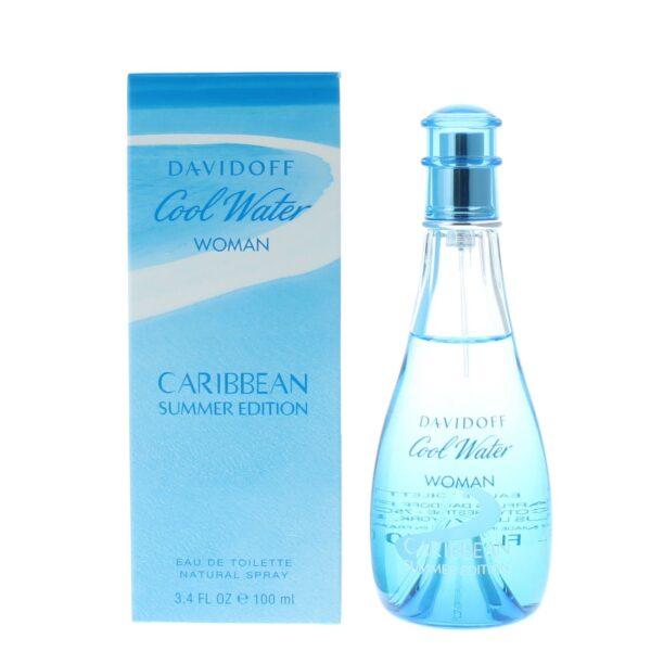 Cool Water Woman Caribbean